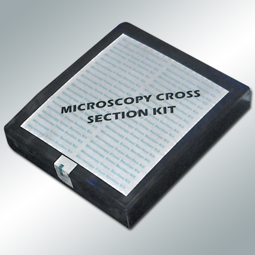 MICROSCOPY CROSS SECTION KIT